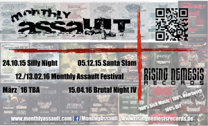 Monthly Assault header